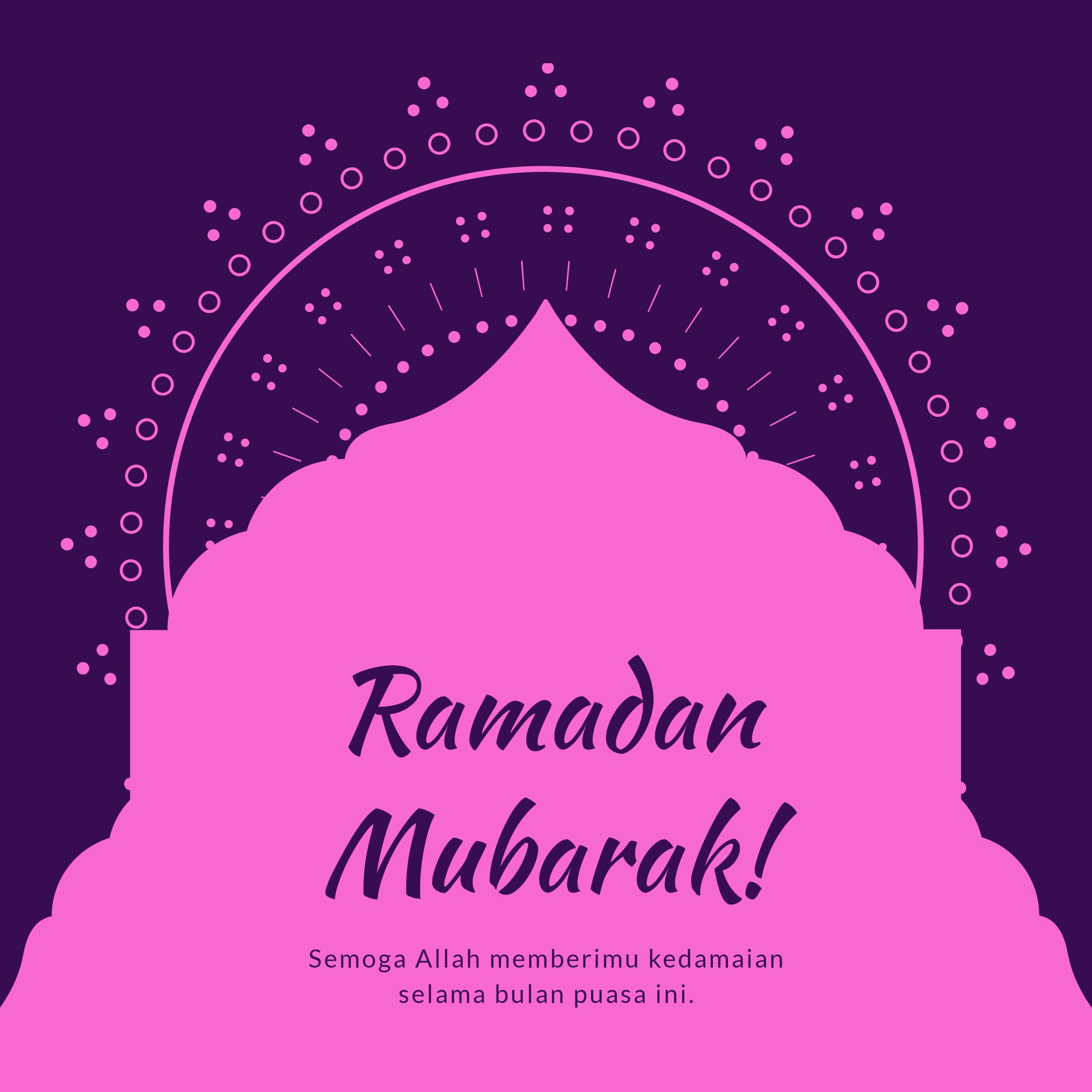 Pengertian Ramadhan, amaliah, Niat dan Doa