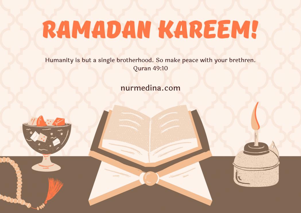 Ramadhan Syahrul Quran